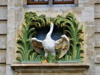 Emblème de la Maison du Cygne.